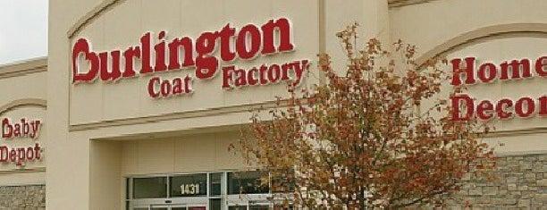Burlington is one of Orlando.