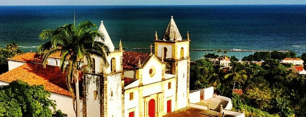 Alto da Sé de Olinda is one of Turismo - Recife.