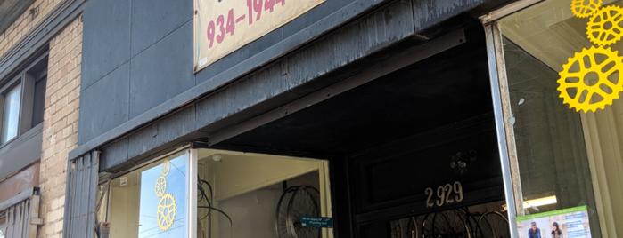 Don Rafa's Cyclery is one of สถานที่ที่ Matt ถูกใจ.