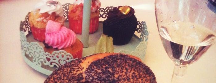 Vanilla Bakery is one of consigli che meritano..