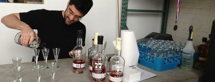 Breuckelen Distillery is one of Lieux qui ont plu à Ba¡lعyڪ®.