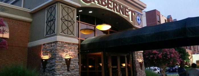 Cabernet is one of Best Restaurants.