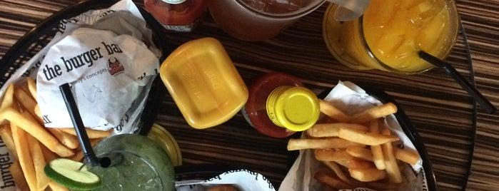 The Burger Bar by Fatboy's Concept is one of Orte, die Aniyunwiya gefallen.