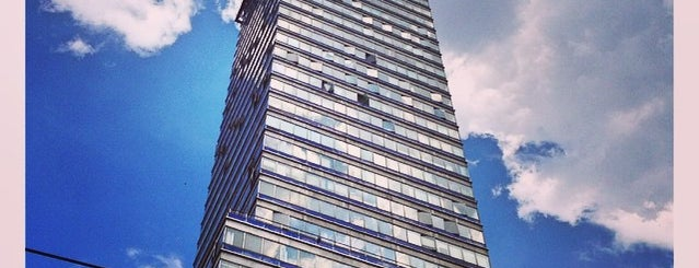 Torre Latinoamericana is one of CDMX_París_Eli&Gina_II.