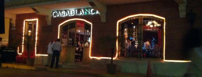 Casablanca is one of Panama city.