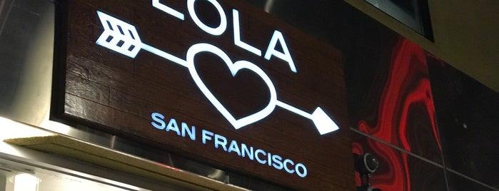 Lola of North Beach is one of Sonia : понравившиеся места.