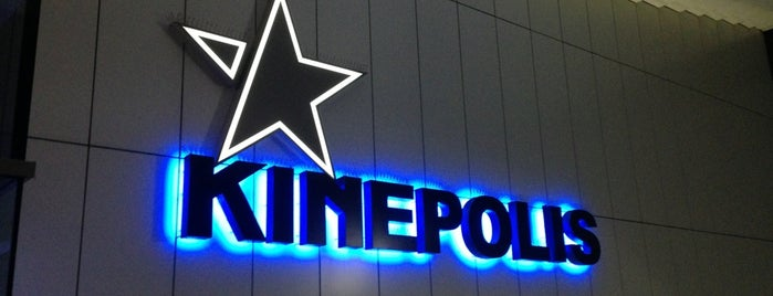 Kinepolis  is one of Gent.