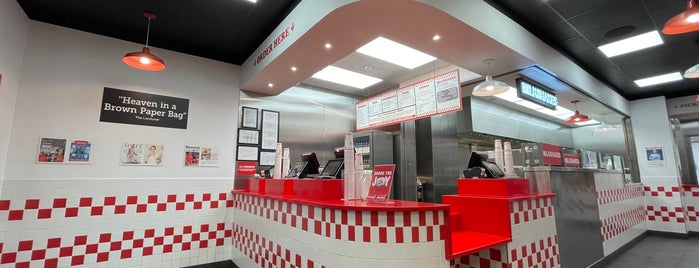 Five Guys is one of Best of Barcelona.