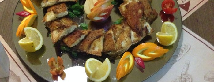 Fish Restaurant is one of Skopje.