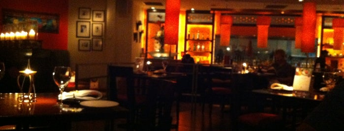 Asha's - Contemporary Indian Restaurant is one of Dubai Cafe's & restaurants.