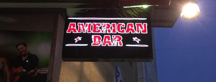 American Bar is one of สถานที่ที่บันทึกไว้ของ N..