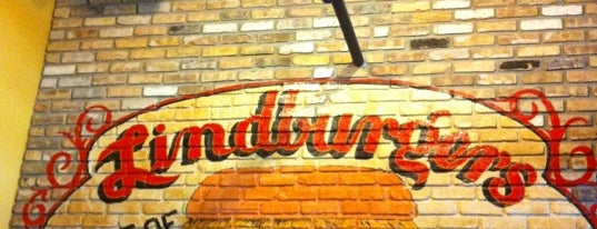 Lindburgers is one of my Favs.