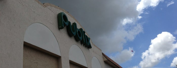 Publix is one of Delray.