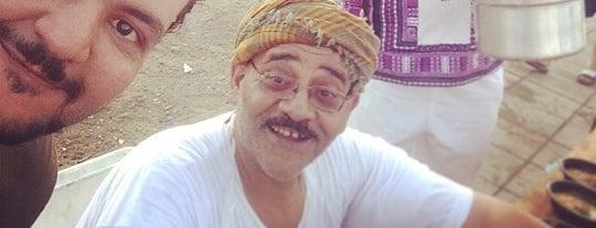بسطة الفول المبخر وعيش باللحم - أحمد وعدنان وحسن is one of Fav.