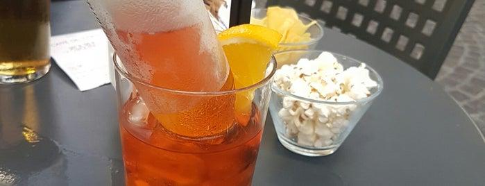 Caffe' del Corso is one of Riviera Adriatica 3rd part.