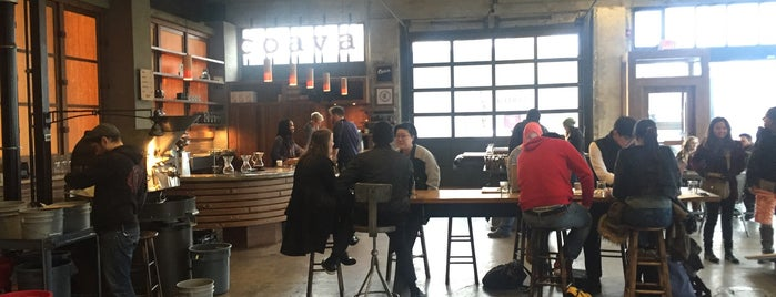 Coava Coffee Roasters Cafe is one of Portlandia.