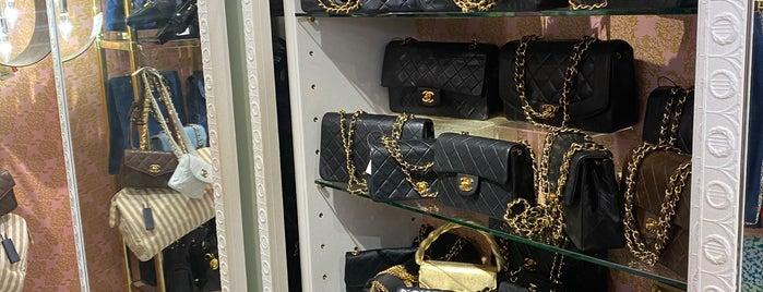 Vintage Brand Shop Qoo is one of Tokyo.