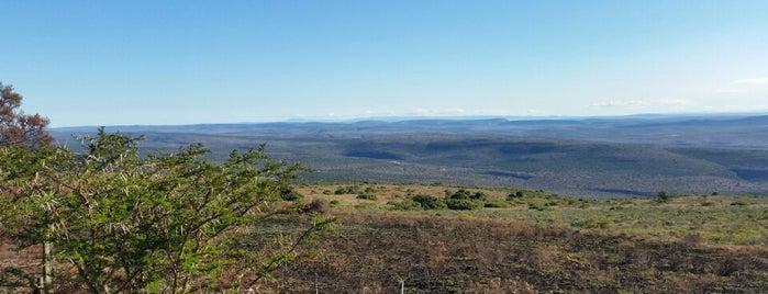Olifantshoek Pass is one of Ludi's Südafrika.