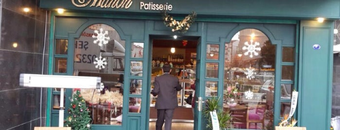 Manon Patisserie is one of merr.