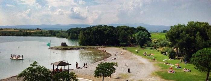 Lac de Jouarres is one of สถานที่ที่บันทึกไว้ของ Jean-Marc.