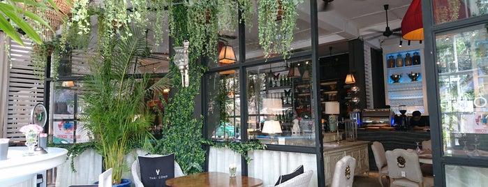 Thai Cong Restaurant is one of Saigon.