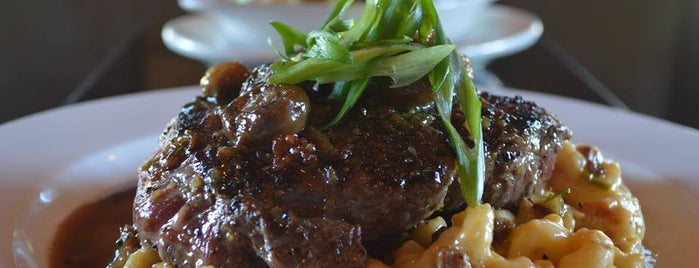 Sno's Seafood & Steak is one of Best of BR.