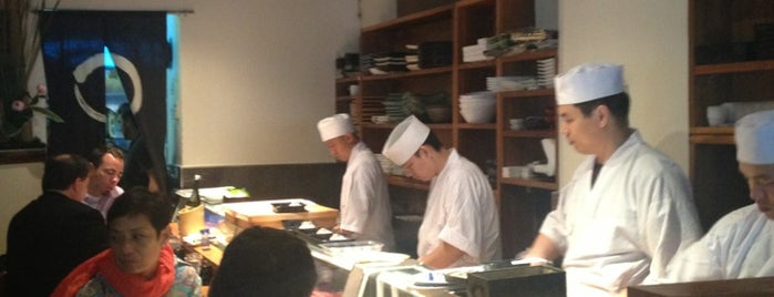 Kanoyama is one of Sushi NYC.