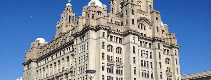 Liverpool Waterfront is one of Liverpool.