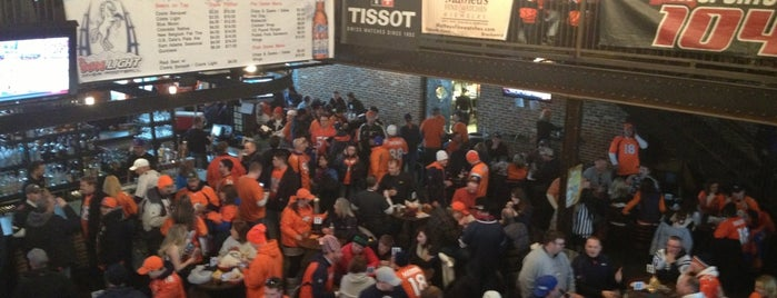 Mile High Station is one of Gameday Eats & Drinks in Denver.