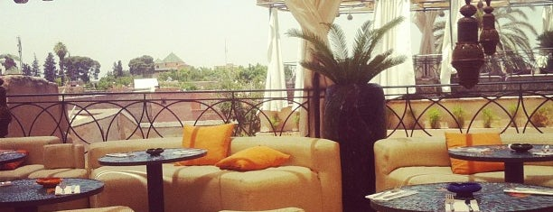 Café Arabe is one of Morocco.