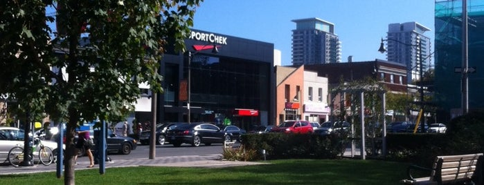 Sport Chek Yonge Street is one of Toronto.