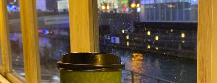 Honolulu Coffee is one of สถานที่ที่ Shank ถูกใจ.