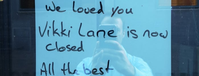 Vikki Lane is one of Auckland.