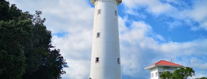 Tiritiri  Matangi Lighthouse is one of T.さんのお気に入りスポット.