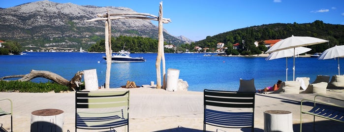 Mimi's Bistro, Korcula is one of Croatie.