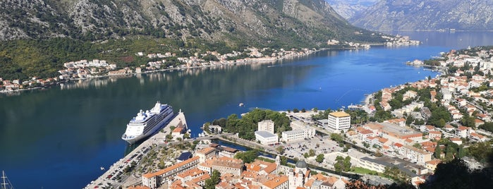 Bay Of Kotor is one of Lieux qui ont plu à Krzysztof.