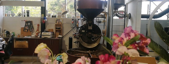 Coffee Lab is one of Auckland.