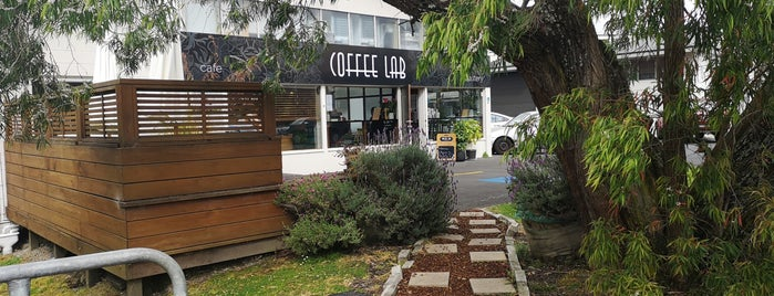 Coffee Lab is one of Auckland Cafes.