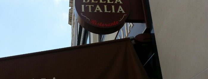 Bella Italia is one of London.