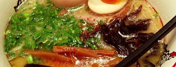Ikkoryu Fukuoka Ramen is one of Food junkie.
