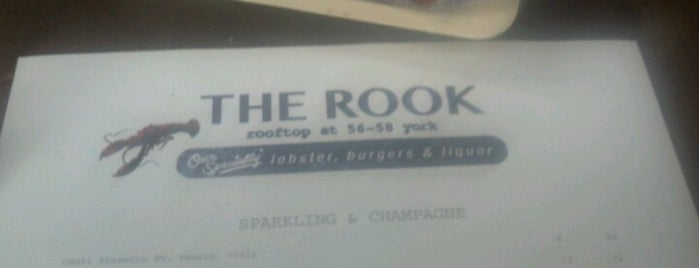The Rook is one of Sydney Bars and Tapas Style Food.