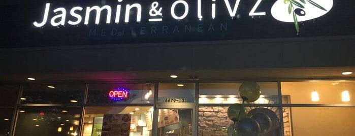 Jasmin & Olivz is one of Raleigh.
