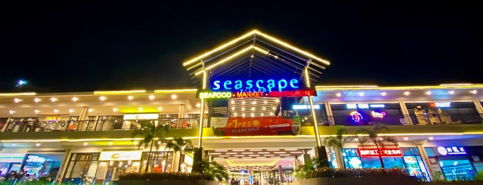 Seascape Village is one of Posti che sono piaciuti a Edzel.