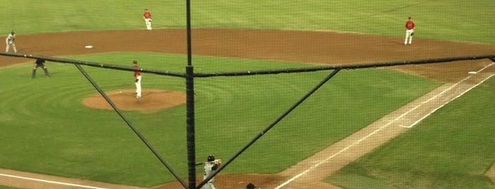 Recreation Ballpark is one of Minor League Ballparks.