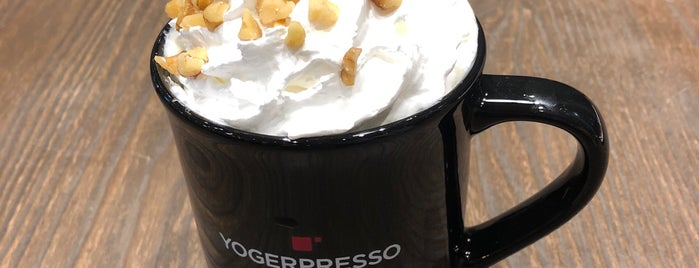 Yoger Presso is one of Seung Oさんのお気に入りスポット.