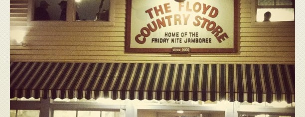Floyd Country Store is one of Attractions to Visit.