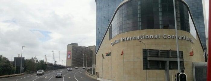 Cape Town International Convention Centre (CTICC) is one of #ETAS15 021 Cape Town.