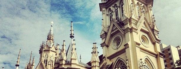 Catedral Nossa Senhora da Boa Viagem is one of Dade : понравившиеся места.