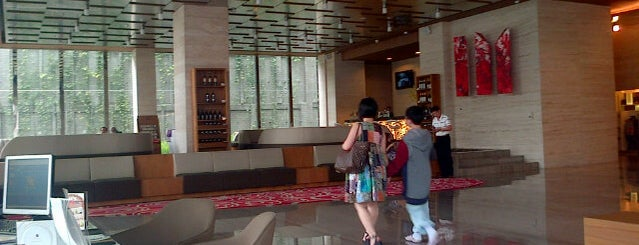 Grand Mercure Jakarta Harmoni is one of Stayed already.