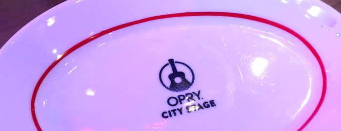 Opry City Stage is one of Tempat yang Disimpan Mike.
